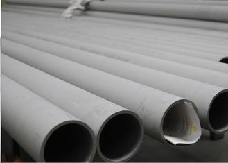 Heavy Wall Seamless Stainless Steel Pipe , Duplex SS Seamless Pipe ASTM A789 S31803